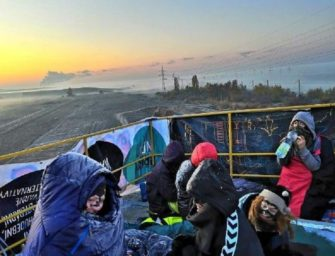 Vršanská uhelná podala žalobu na aktivisty