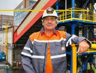 V ledvické úpravně uhlí pracuje od roku 1963