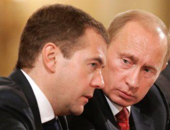Medveděv chce odvetu za plynové sankce