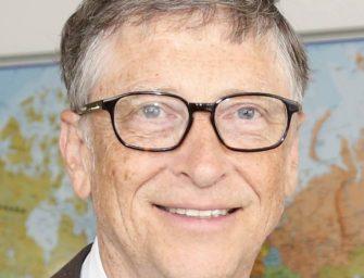 """Gates: Vítr a """"solár"""" nebudou nikdy spolehlivé"""