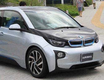 BMW začala stavět polygon na výsypce dolu
