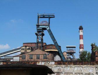 V Polsku se zřítila bývalá třídírna uhlí
