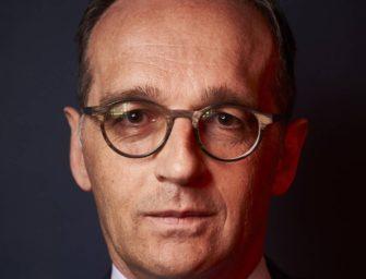 Maas: Sebemenší jiskra může vést ke katastrofě