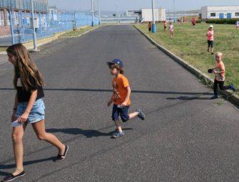 Děti si užily příměstský tábor v elektrárně