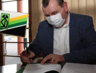 Kolektivní smlouva v Sokolovské uhelné je podepsána