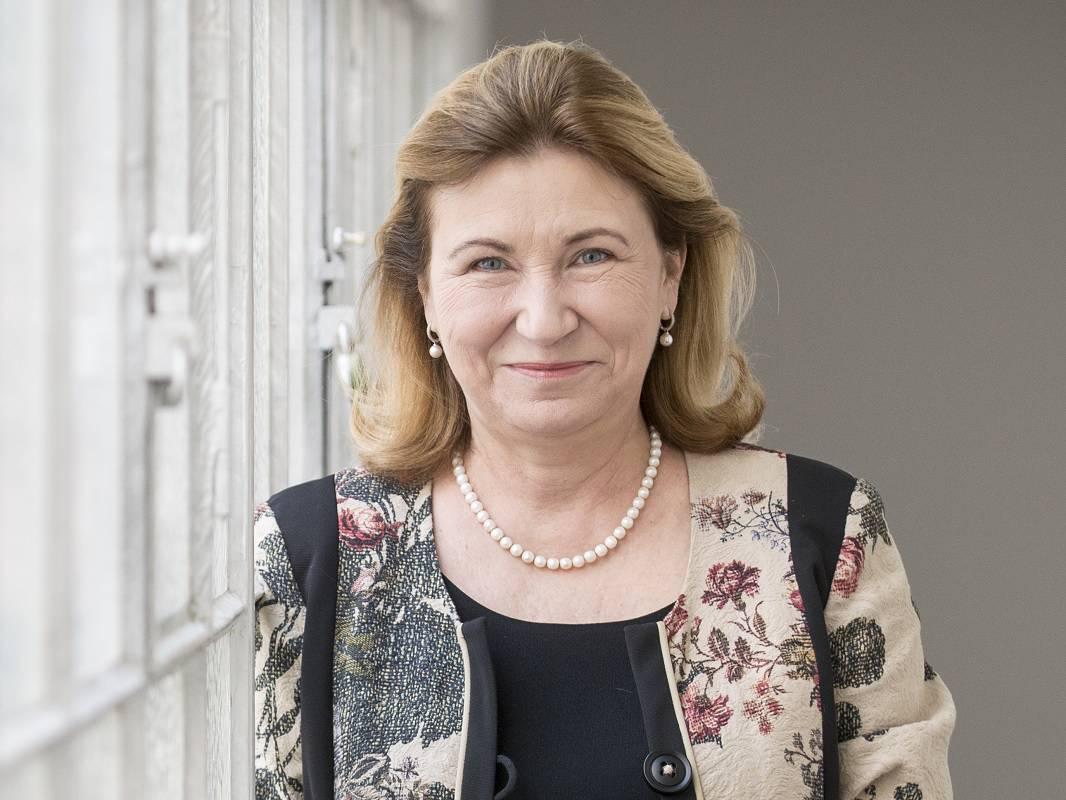 Eva Zamrazilová Foto Honza Mudra Ekonomia