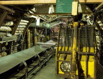 Muzeum otevřelo štolu Libuška s unikátní drážkou