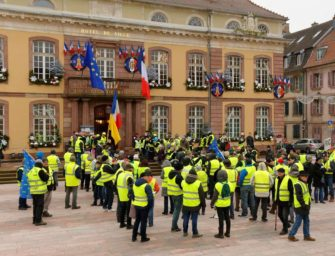 Strach ze žlutých vest v celé Evropě
